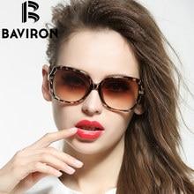 BAVIRON Великолепная Негабаритных Солнцезащитные Очки Женщины Пластиковые Случайные Наряды Очки Feminino Смотреть Стильный UV400 Красочные Очки 88271