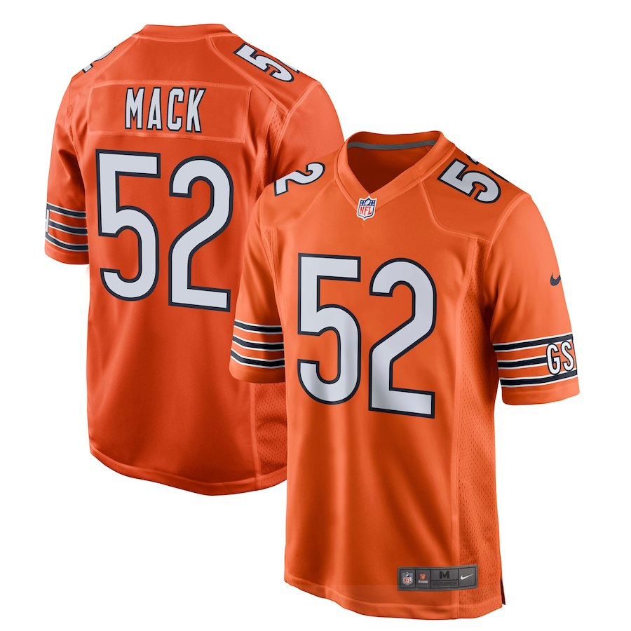 e20b661021a81 Buy khalil mack jersey and get free shipping on AliExpress.com
