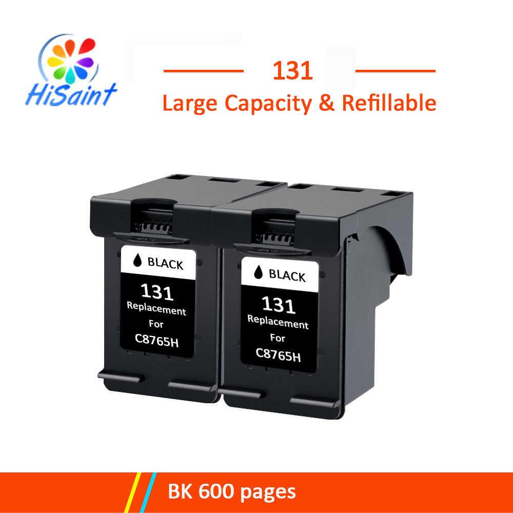 Hisaint для hp 131 135 сменный картридж для принтера для hp 131 для hp 135 с чернилами hp Deskjet 460 5740 5940 6520 6540 5743 5943 принтер