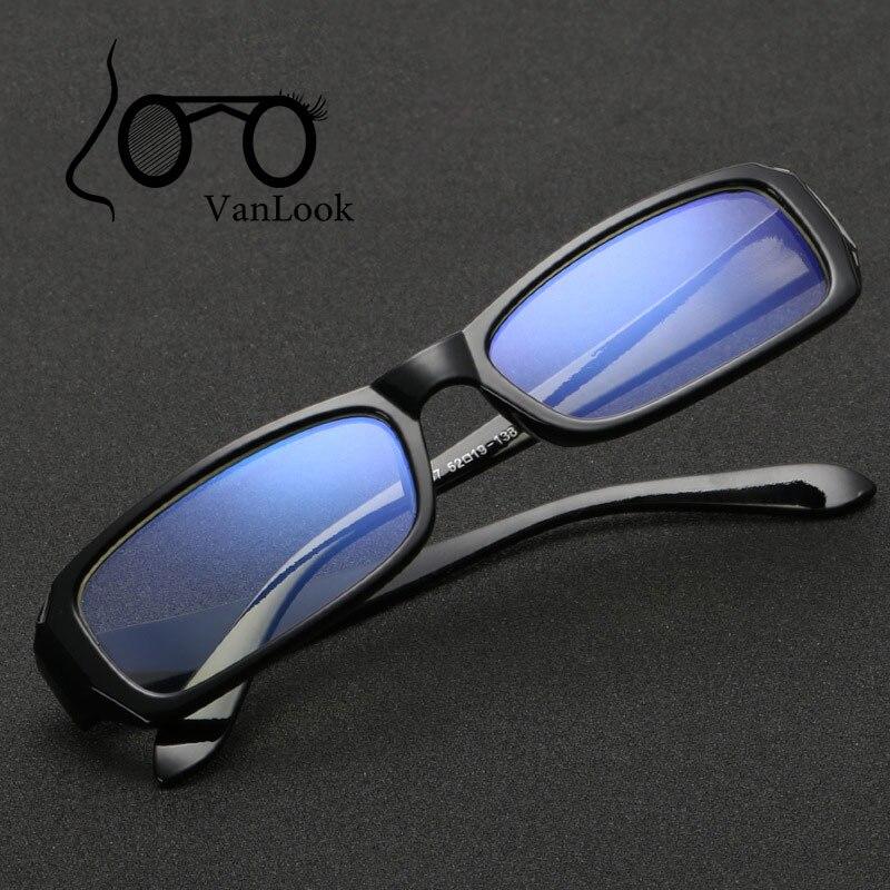 Počítačové brýle Anti Blue Blue Transparentní brýle pro ženy Muži Okulár Rámeček Oculos De Grau Clear Lens