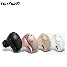 TenYua Mini Bluetooth Wireless Invisible Earbuds Earphones Noise Cance