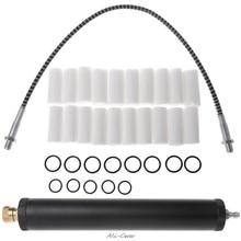 1 комплект PCP воздушный фильтр компрессор масло-вода сепаратор высокого давления 40 МПа 300 бар насос фильтр сепаратор