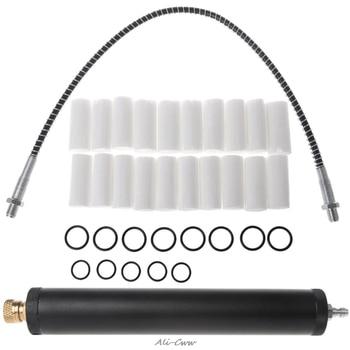 цена на 1 Set PCP Air Filter Compressor Oil-Water Separator High Pressure 40Mpa 300bar Pump Filter Separator New