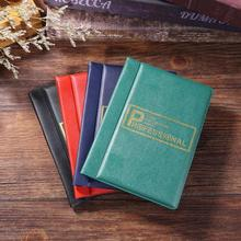 120 карманов ПВХ Мини альбом для монет Коллекция Книга памятные держатели для монет альбомы Мини Пенни сумка для хранения монет органайзер для денег