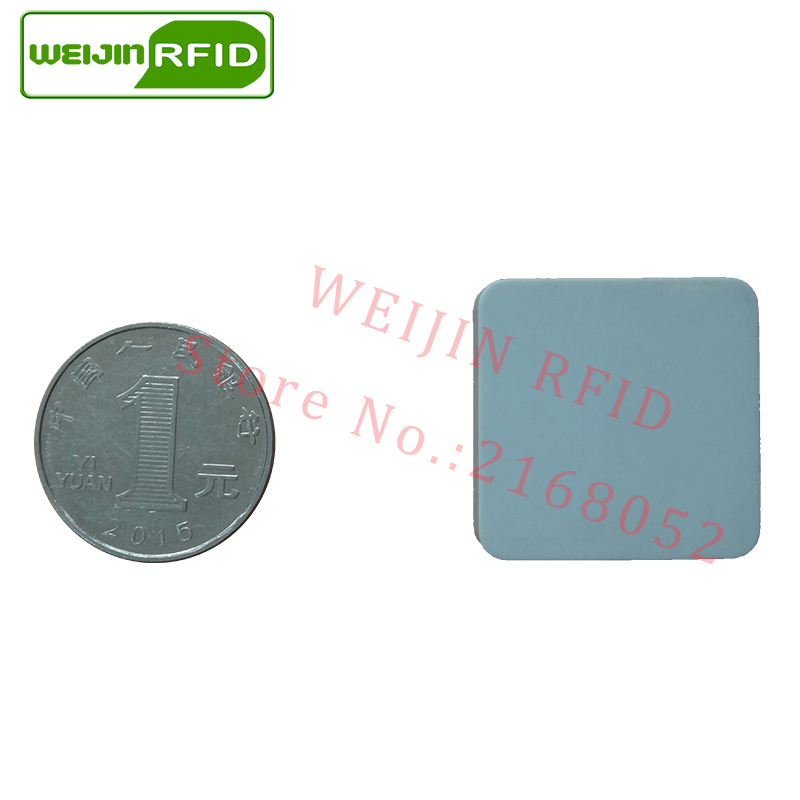 Back To Search Resultssecurity & Protection Uhf Rfid Metal Tag 915m 868m Alien Higgs3 Epcc1g2 6c Casting Fixture Tool 28*28*4mm Square Ceramics Smart Card Passive Rfid Tags