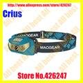 Free Shipping Maogear SUNREE Crius 120 lumen Running Headlamp Original AAA Battery Waterproof LED Headlight Head Lamp Light