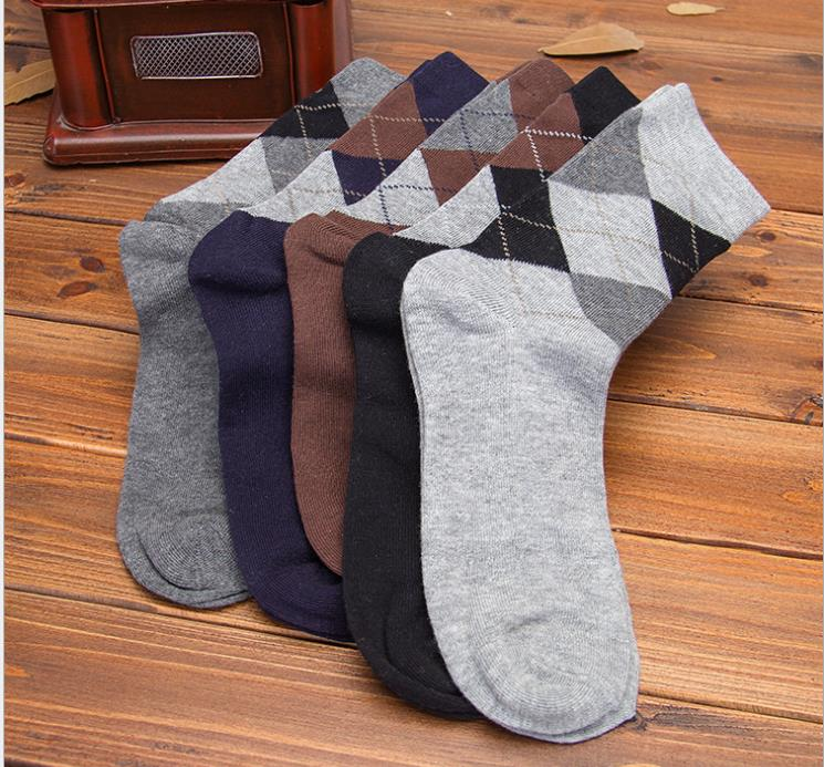 1pairs New Hot Wool Winter Classic Business Socks Men Brand Men Socks High Quality Cotton Casual Socks Stocking Stuffers For Men