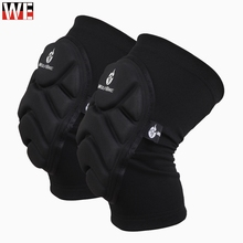 WOSAWE motorcycle protective knee pad Goalkeeper Soccer Football Volleyball Sponge Sports support Protect Knee Pads guards