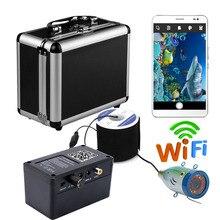 MAOTEWANG HD 720P DVR Wi Fi Беспроводной м 20 м подводный Рыбалка ИК камера видео запись для IOS приложение Android поддерживает запись