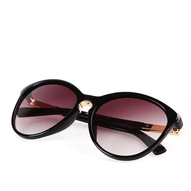 Mulheres Polarizada UV 400 Marca Designer Oversized Óculos de Sol Feminino