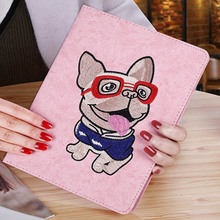 Smart Cartoon Cover Case For ipad Air 3 10.5