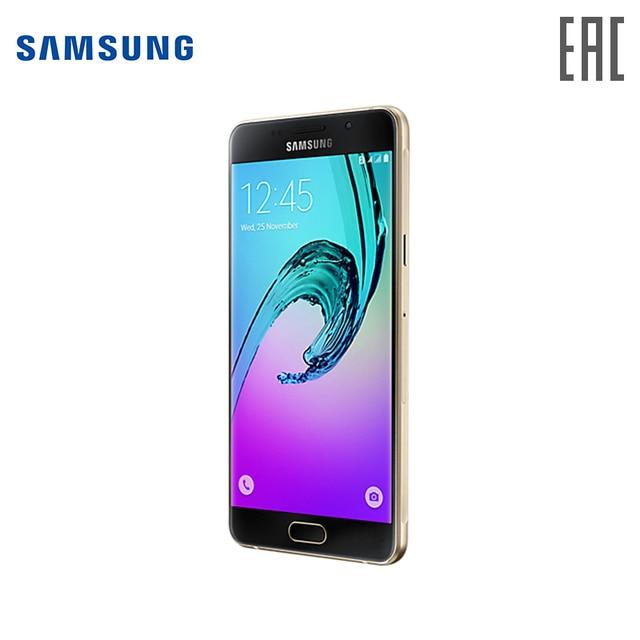Смартфон Samsung Galaxy A5 (2016) 16GB  DUAL SM-A510