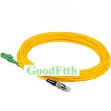 Патч корд Φ/APC E2000/FC E2000/UPC SM Simplex GoodFtth 100 500m