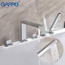GAPPO shower faucet sink waterfall faucet shower mixer bath faucet mixer wall mounted Rainfall bathtub Faucet cactus dfrkjhre