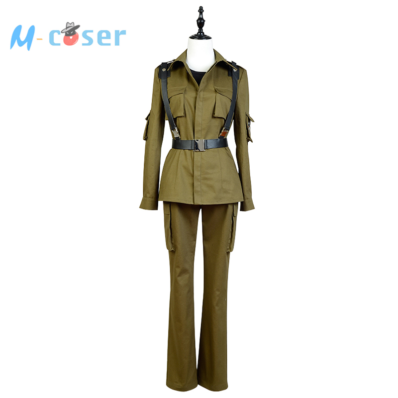 MUV-LUV Schwarzes marken Theodor Eberbach Men Uniform Cosplay Costume Full set costumes