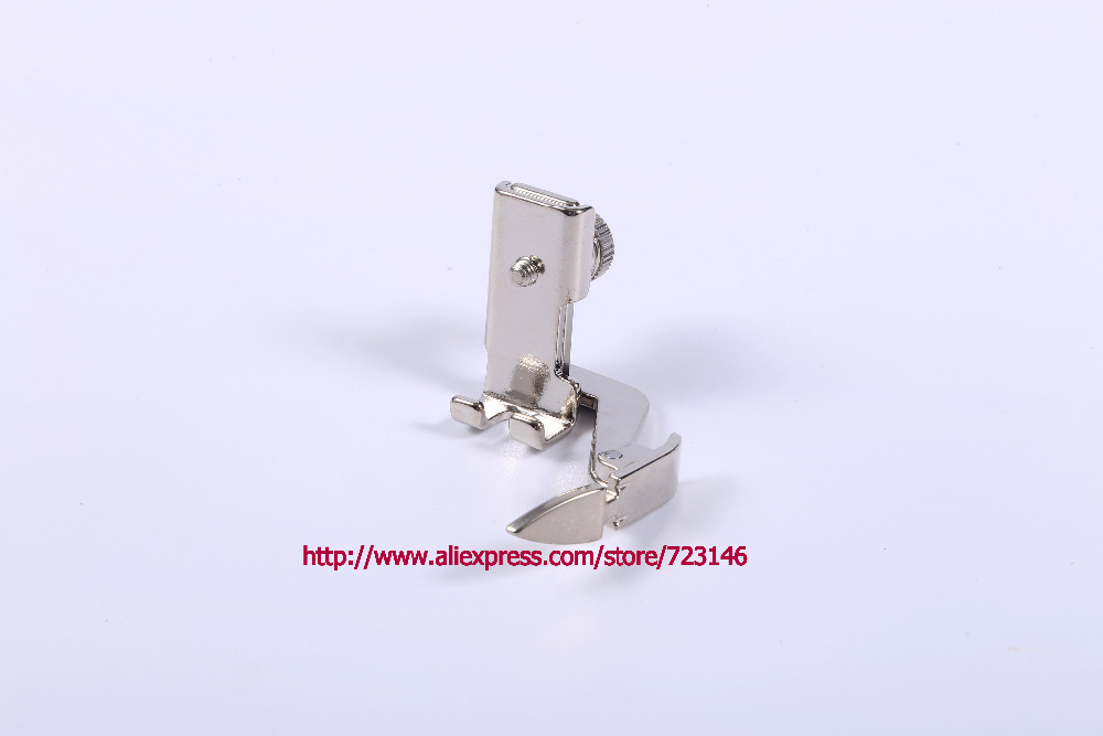 Domestic Sewing Machine Leather Presser Foot For Brother Singer Janome Juki Elna