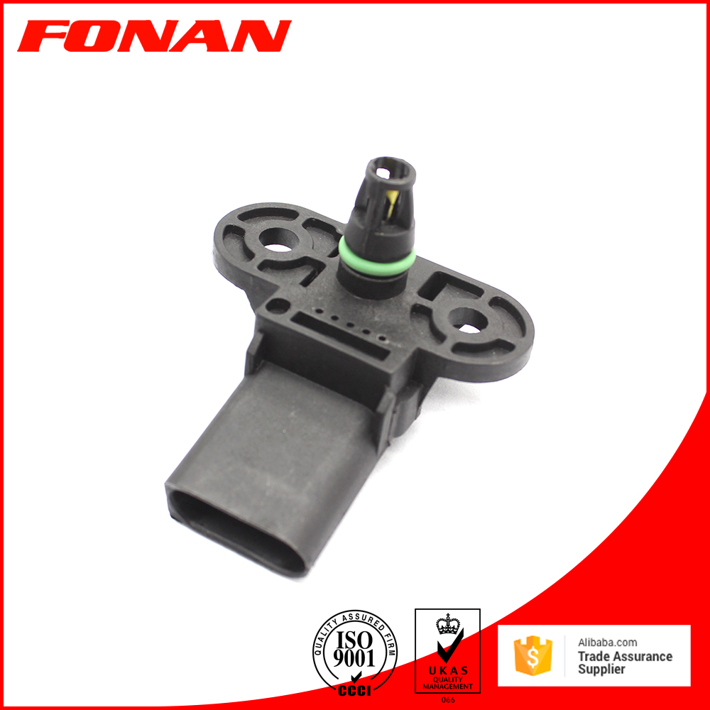 High quality MAP Manifold Absolute Pressure Sensor for AUDI VW SEAT SKODA 1.2 1.4 1.6 2.0 06B906051 0261230031