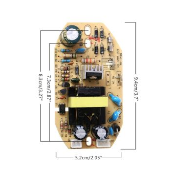 printer power supply board for hp m725 m712 m725dn 725 712 power board panel on sale Mist Maker Power Supply Module Atomizing Circuit Control Board Humidifier Parts Power Panel Mar28