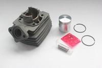 Cylinder Kit piston cylinder engine gasket Airsal scooter for Peugeot Fox 50cm3 New 40MM Pgt40 PGT cylinder