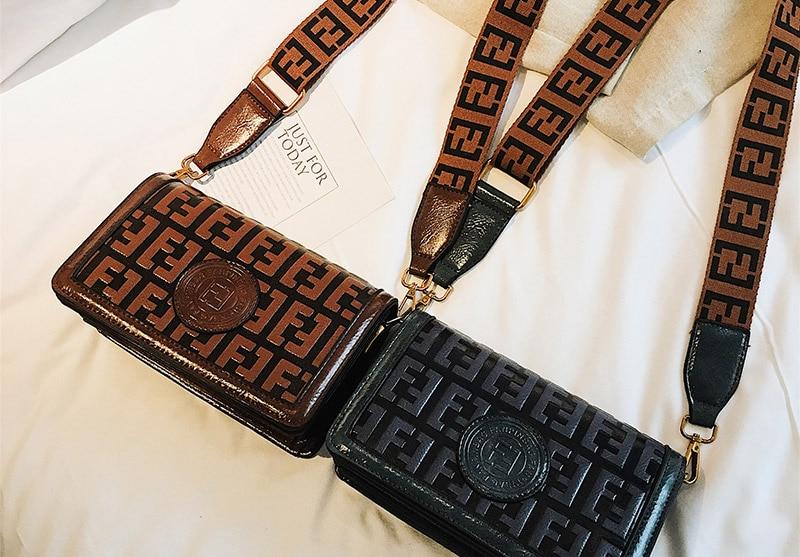 2019 Sac Femme Luxury Handbags Women Bags Designer Leather Crossbody Bag For Women Shoulder Bag Ladies Messenger Bags Letter (21)