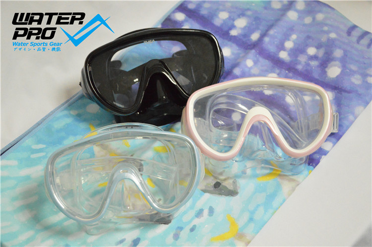 TUSA M-16 SERENA MASK for Snorkel Diving Scuba tusa usp 250 patented hyperdry elite dry snorkel for diving scuba