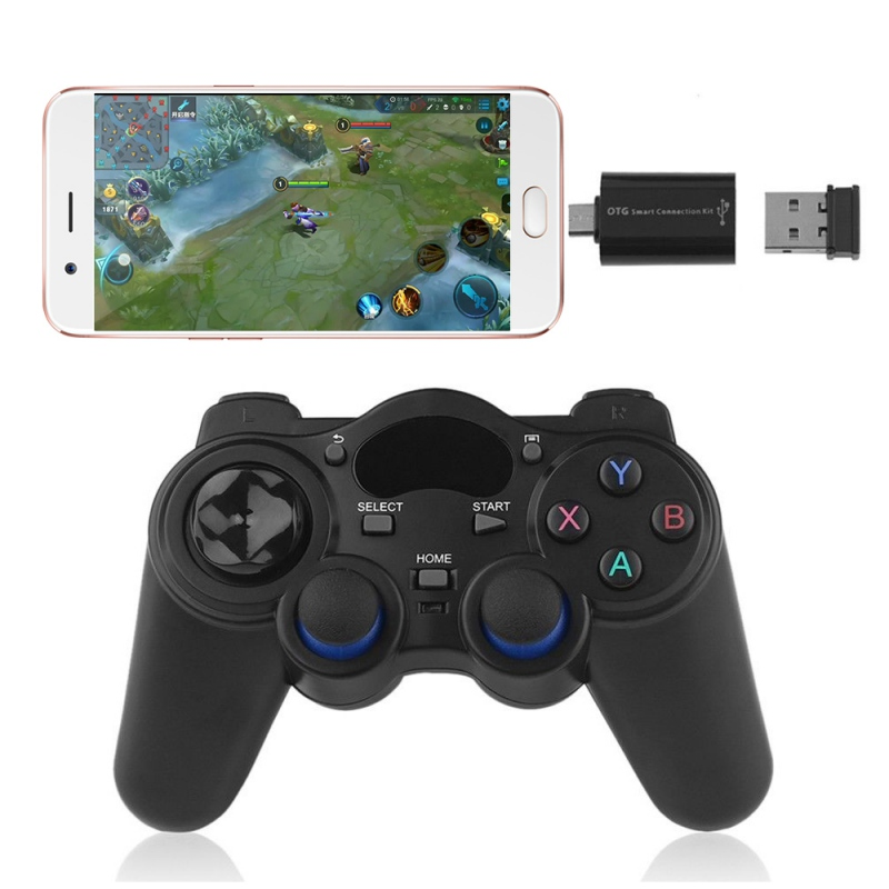 Wireless Gamepad Bluetooth Receiver Portable USB Bluetooth Receiver Adapter for Game Controllers Android TV computer set-top box