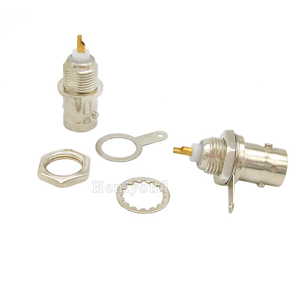 10 Pcs Solder Putar Musim Semi Konektor Jack Untuk Kabel Koaksial Clearance Kunci Busi T Flexibel Spark Plug Wrench Gantung 21mm Bnc2