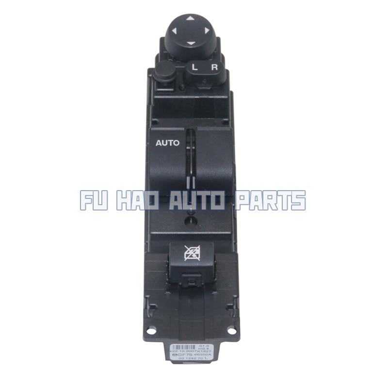 Brand New Power Window Switch for Mazda DF75 66 350 DF7566350
