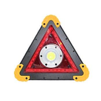 COB LED work light USB rechargeable lantern spotlight Portable worklight 18650/AA Battery Searchlight Working Lamp