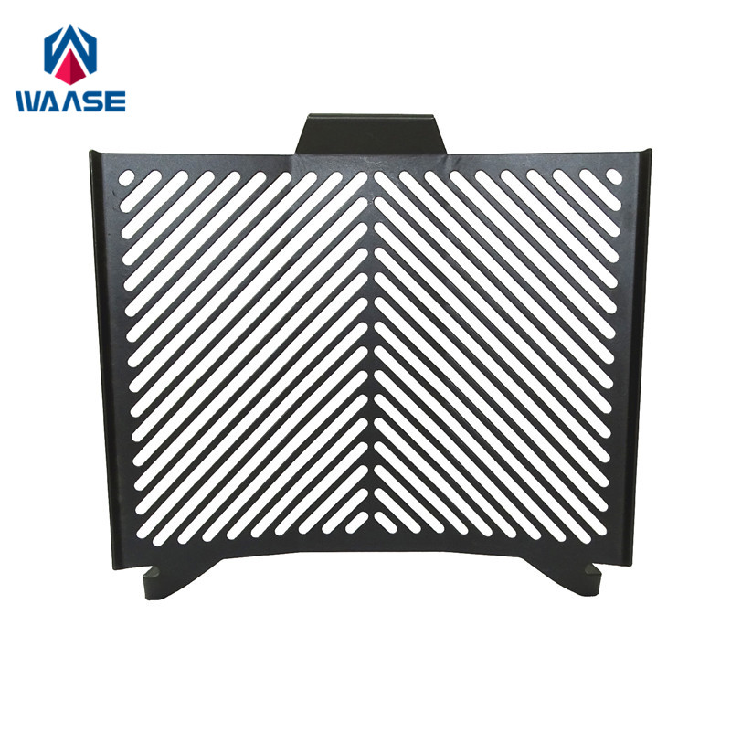 waase Radiator Grille Guard Cover Protection For For KTM 1290 Super Duke / R 2014 2015 2016 2017 2018 Black Orange motorcycle front rider seat leather cover for ktm 125 200 390 duke
