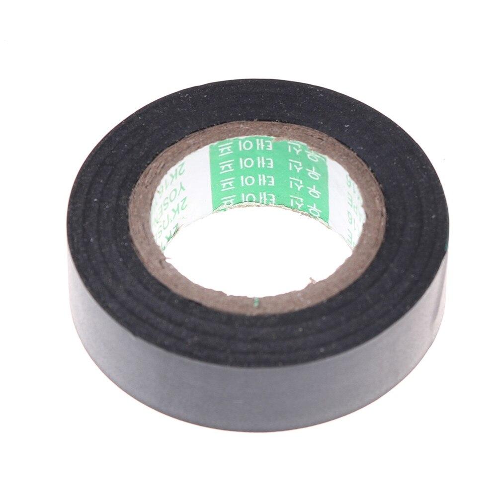 Electrical PVC Insulation Insulating Tape 17mm 10m Flame Retardant random color*
