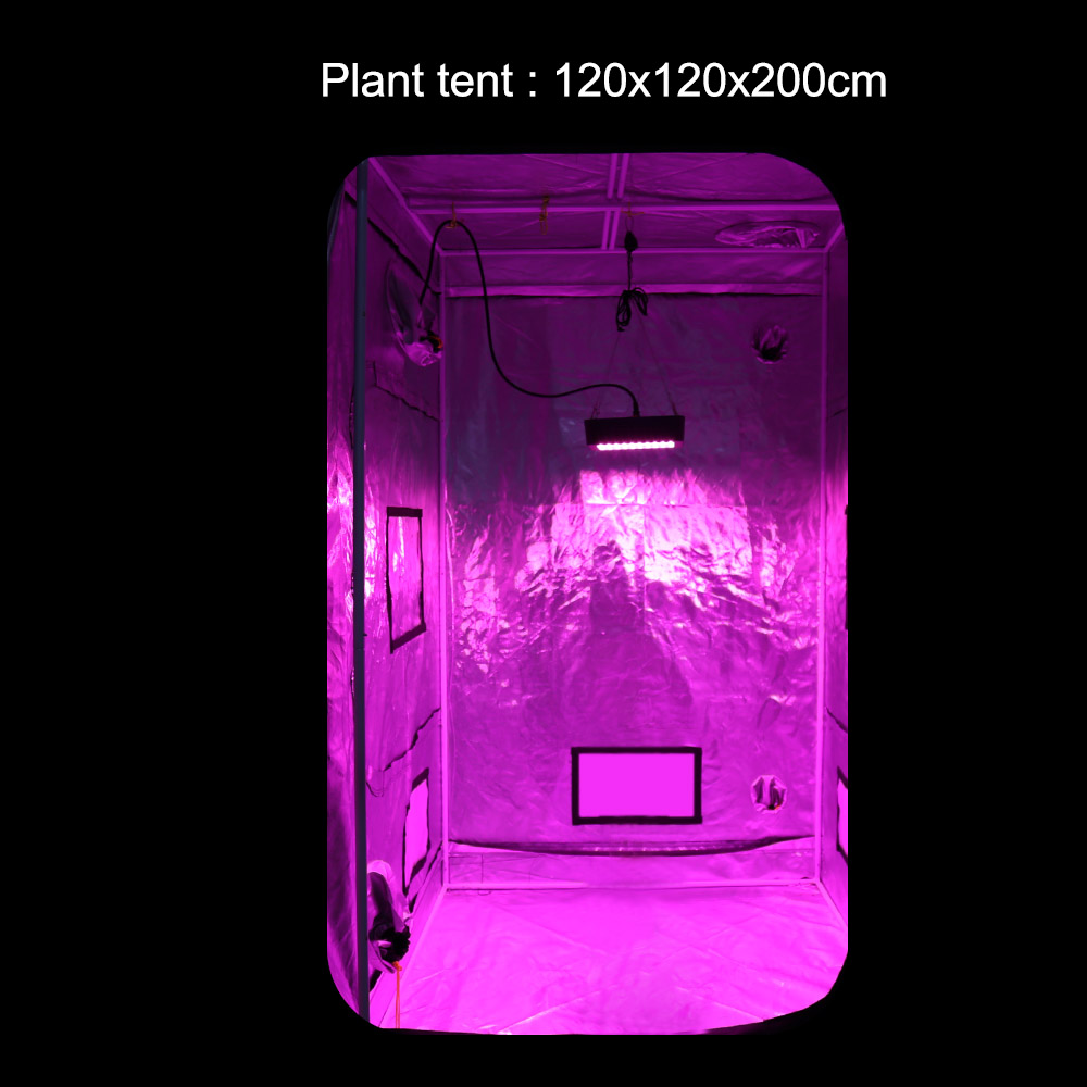 Full spectrum led grow lights 300W grow lamp 16 bands growing light for plants indoor Flowers Hers Greenhouse Garden tent