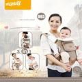 Mambobaby Эргономичный 3 В 1 Baby Carrier Рюкзак Дышащий Хлопок Слинг Для 3-36месяцев Детская Горизонтальной Передней Нести Ребенка Hipseat