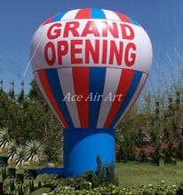 Надувные используется пилотируемых горячий воздух воздушный шар цена для продажи, 2017 надувной воздушный шар ткани, реклама шар надувной