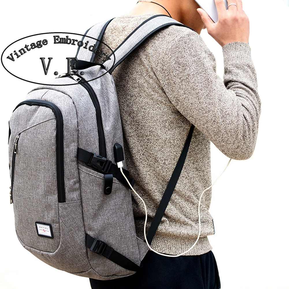 Vintage Embroidery Backpack Student College Men Women Material Escolar Mochila Quality Travel Laptop Bag School Rucksack girsl kid backpack ladies boy shoulder school student bag teenagers fashion shoulder travel college rucksack mochila escolar new