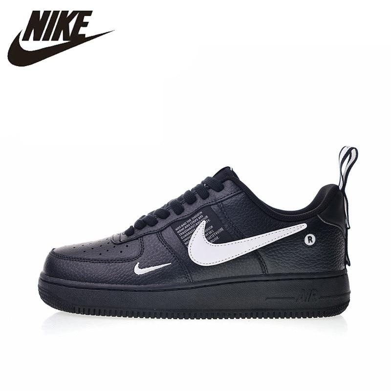 new concept a7916 6b7c9 Originele Authentieke Nike Air Force 1 07 LV8 Utility heren Skateboarden  Schoenen Sport Outdoor Sneakers Designer