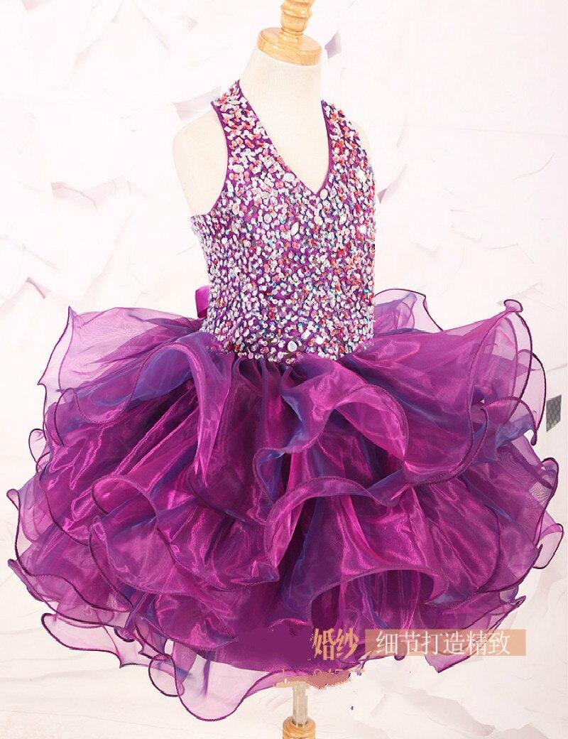 Платья для детских конкурсов красоты