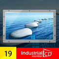 19 Inch Open Frame TFT Panel LCD Monitor with TV and USB interface For Display