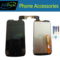 Black Color High Quality Replacement Part For DNS S4502 D9 LCD Display And Touch Screen Digitizer