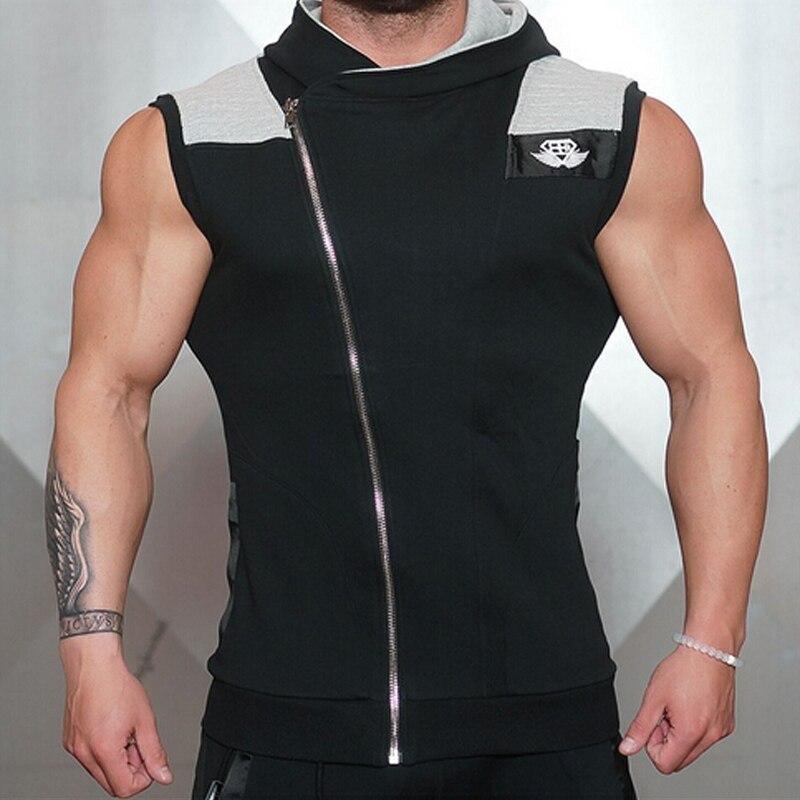 Zip Hoodie Men Vest Promotion-Shop for Promotional Zip Hoodie Men ...