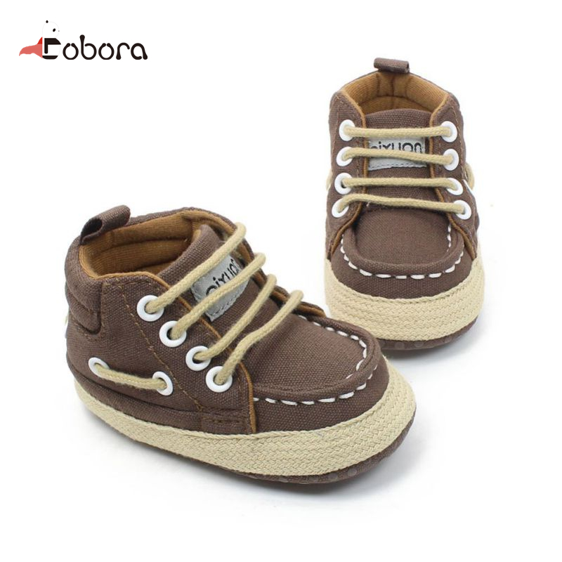 Brand Autumn Medium Cute Toddler First Walkers Baby Boy Girl Shoes Sneakers Moccasins Boots Hot Sapato Menina