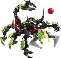 Khối xây dựng Bộ trung quốc hiệu Anh Hùng nhà máy ma quỷ bọ cạp Khổng Lồ đổ lỗi tương thích với Lego 9766
