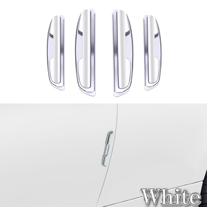 Image 4 - Car Door Edge Guards Protection Anti collision Strips Trim For Peugeot 307 206 308 407 207 3008 406 208 508 301 2008 408 5008