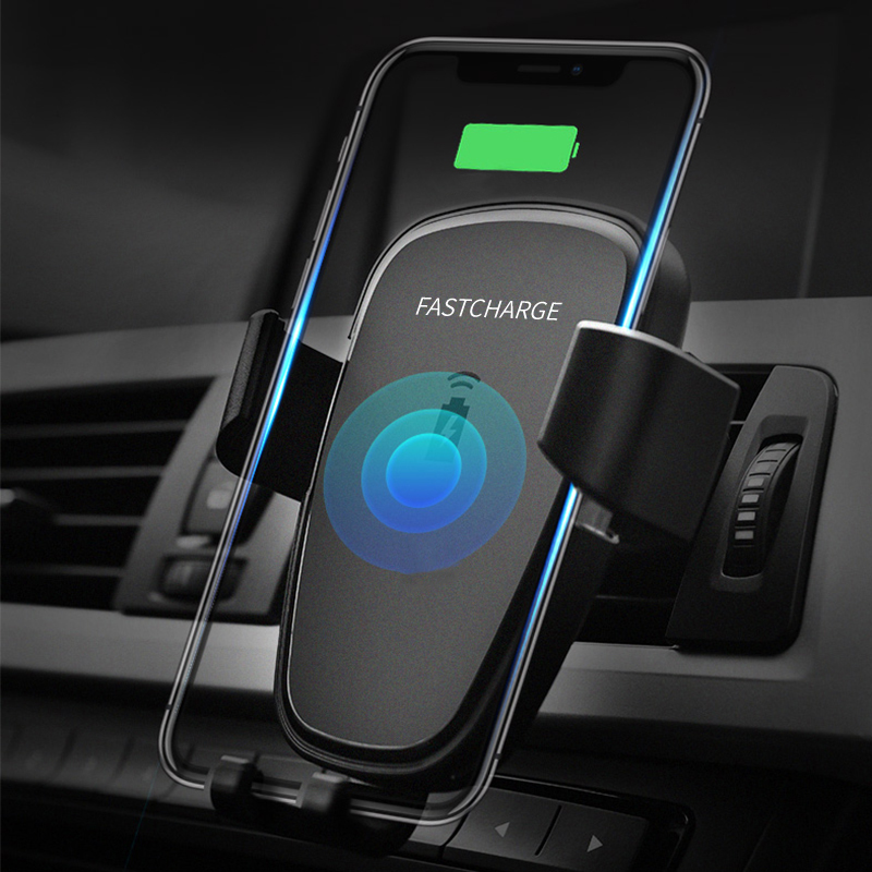 ✅Wireless Car Charger Qi Receiver Stand For Samsung Galaxy