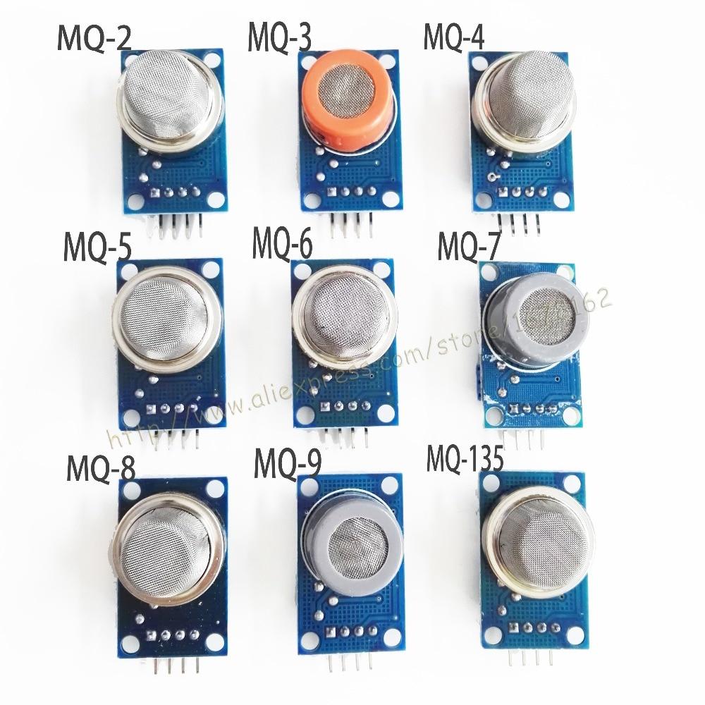 Датчик mq/2 mq/3 mq/4 mq/5 mq/6