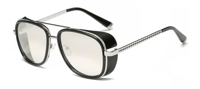 Samjune Iron 3 Matsuda Sunglasses Men 3