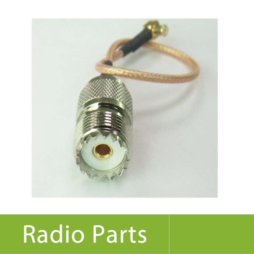 20X Удлинитель UHF Гнездо к MCX - Коммуникационное оборудование - Фотография 2