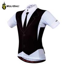 WOSAWE Summer Fashion Men cycling jersey bike shirt clothing Bicycle MTB Sportswear shirts