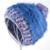 Moda chapéus de inverno para mulheres Nobre e elegante chapéu de Pele de Coelho weave beanie Tricô de lã Real Fur Casual bonito gorros cap meninas