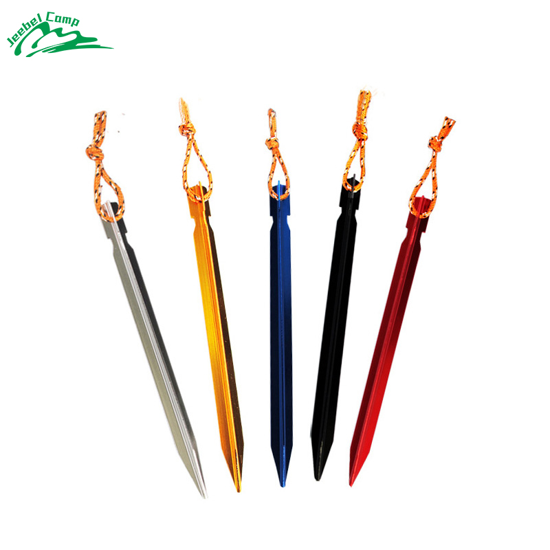 18cm Tent Nail Aluminum Alloy Tent Peg Stake Y Shape Ultralight Outdoor C&ing Accessory 6 Colors  sc 1 st  AliExpress.com & Online Get Cheap Tent Pegs Aluminium -Aliexpress.com | Alibaba Group